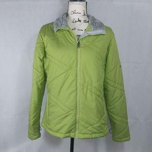 Columbia Lime Liner Jacket Omnishield